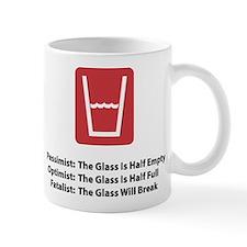 Fatalist Glass Mug