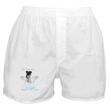 Fox Terrier Angel Boxer Shorts