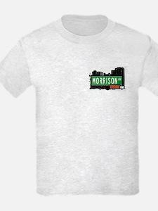 Morrison Av, Bronx, NYC T-Shirt