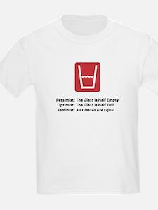 Feminist Glass T-Shirt