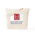 Feminist Glass Tote Bag