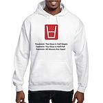 Feminist Glass Hooded Sweatshirt