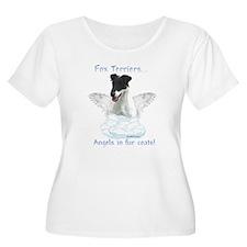 Fox Terrier Angel T-Shirt