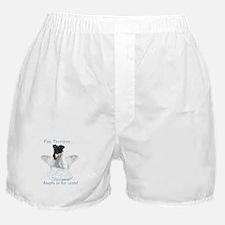 Fox Terrier Angel Boxer Shorts