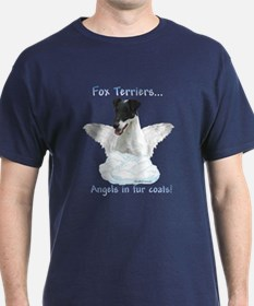 Fox Terrier Angel T-Shirt