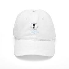 Fox Terrier Angel Baseball Cap