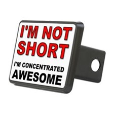 Not Short Concentrated Awe Hitch Cover