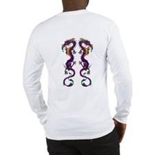 Four Dragons Long Sleeve T-Shirt