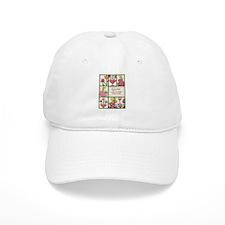 Gardening Quilter Baseball Cap