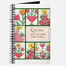 Gardening Quilter Journal