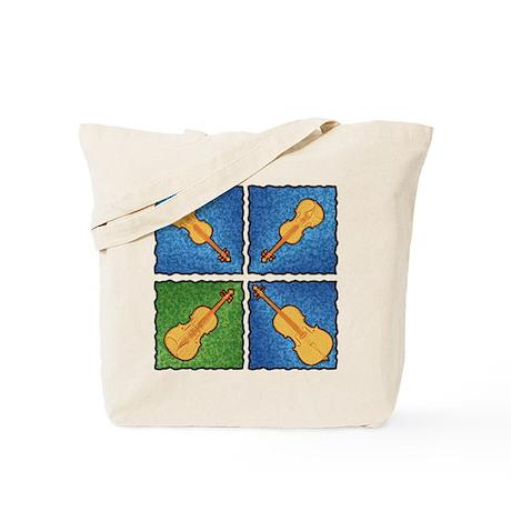 SQ Viola - Tote Bag