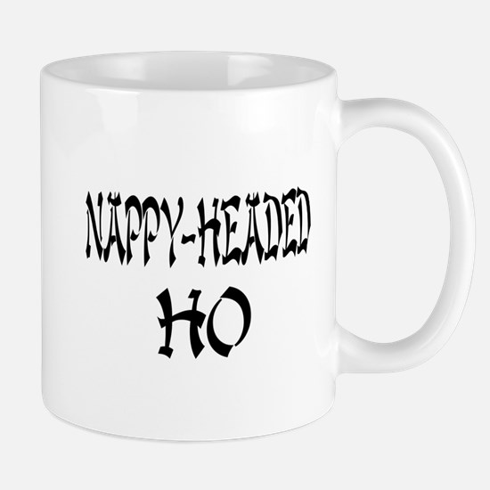 Nappy Headed Ho Oriental Design Mug