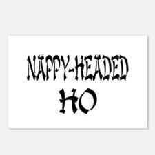 Nappy Headed Ho Oriental Design Postcards (Package
