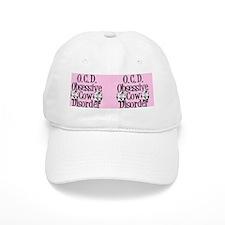ocdcowmugpink Baseball Cap