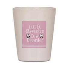 ocdcowjournal Shot Glass