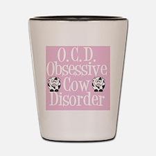 ocdcowrect Shot Glass