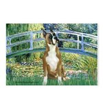 Bridge & Boxer Postcards (Package of 8)