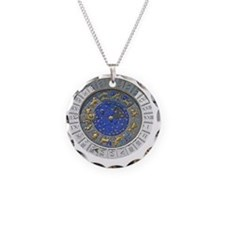 Astronomical watch 001 Necklace