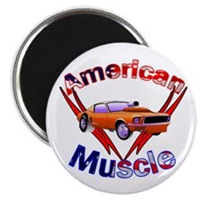 American Muscle Magnet