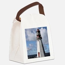 Lighthouse Art Canvas Lunch Bag