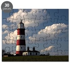 Lighthouse Art Puzzle
