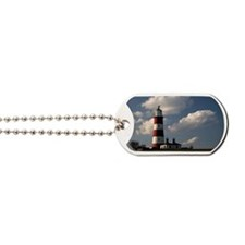 Lighthouse Art Dog Tags