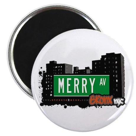 Merry Av, Bronx, NYC Magnet