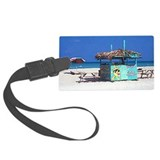 Beach Luggage Tags