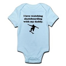 I Love Watching Skateboarding With My Daddy Body S