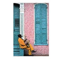 New Orleans Blues Postcards (Package of 8)