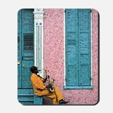 New Orleans Blues Mousepad