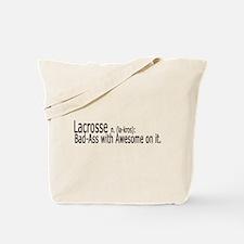 Lacrosse_BABS Tote Bag