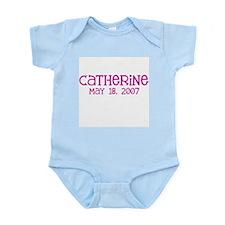 Custom for Kimberly Infant Bodysuit