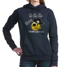 Talk Like a Pirate Day Hooded Sweatshirt