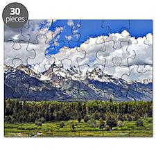 Grand Teton, Wyoming Puzzle