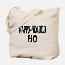 Nappy Headed Ho French Design Tote Bag