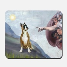Creation of a Boxer Mousepad