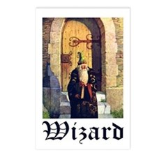 WIZARDS Postcards (Package of 8)