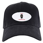 Ninja Chiropractor Black Cap