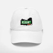 McGraw Av, Bronx, NYC Baseball Baseball Cap