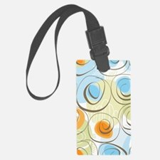Abstract Pattern Luggage Tag