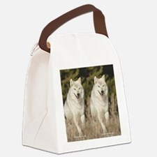 Leader of the Pack Flip Flops Canvas Lunch Bag