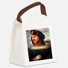 Cesare Borgia Canvas Lunch Bag