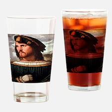Cesare Borgia Drinking Glass