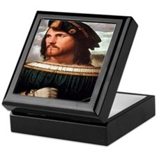 Cesare Borgia Keepsake Box