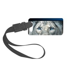 Big Cats Only Luggage Tag