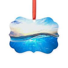 Underwater Ocean Ornament