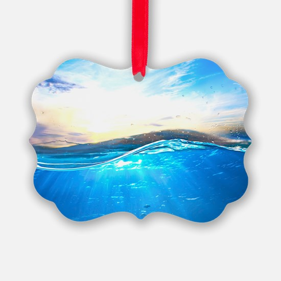 Underwater Ocean Ornament
