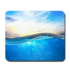 Underwater Ocean Mousepad