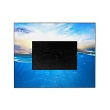 Underwater Ocean Picture Frame